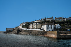 Ship Inn at Porthleven in Cornwall Stock Photos