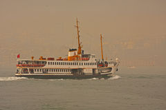 Ship of Istanbul royalty free stock image