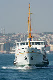 Ship in istanbul Royalty Free Stock Image