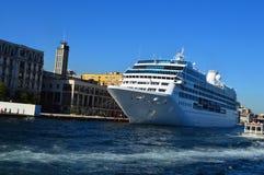 Ship in Istanbul Stock Photo