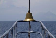 Ship Klocka Arkivbilder