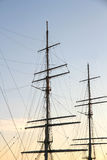 Ship Mast Stock Photos
