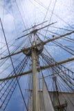 Ship mast Stock Photography