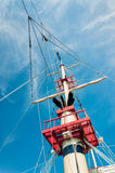 Ship Mast Royalty Free Stock Images