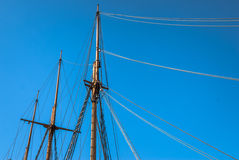 Ship Mast Stock Images