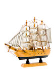 Ship model Stock Photography