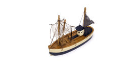 Ship model  souvenir Royalty Free Stock Images