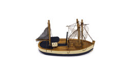 Ship model  souvenir Royalty Free Stock Photography