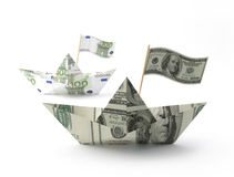 Ship of Money Stock Images