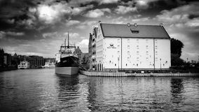 Ship museum. Royalty Free Stock Photo