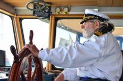 Ship navigation Royalty Free Stock Photo