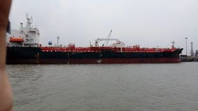 Ship oil stock photography