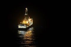 Ship på havet royaltyfri foto