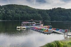 Ship på laken royaltyfria bilder