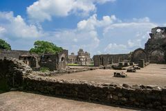 Ship Palace Ancient Architecture Stock Image