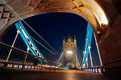 Ship passing St. Paul Cathedral in London Royalty Free Stock Photos