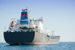 Ship in the port Royalty Free Stock Photo
