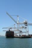 Ship at Port Royalty Free Stock Images