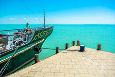 Ship In Port Royalty Free Stock Photo