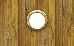 Ship porthole stock images