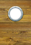 Ship porthole Royalty Free Stock Photography