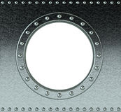 Ship porthole Stock Photography