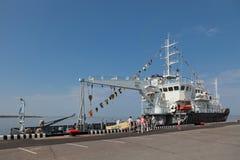 Ship project 19910 Vaigach Stock Photo