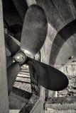 Ship propeller Stock Photography