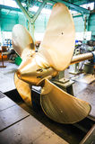 Ship Propeller Royalty Free Stock Photography