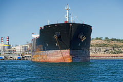 Ship prow Royalty Free Stock Photography