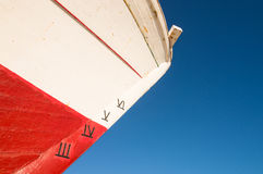 Ship prow Royalty Free Stock Photos