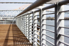 Ship Rail Stock Images