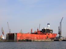 Ship Repair Stock Images