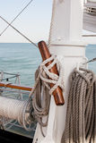 ship rigging Stock Photography