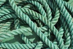 Ship rope Royalty Free Stock Image