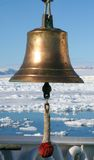 Ship's Bell Stock Image