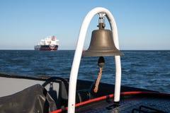 Ship's bell Royalty Free Stock Photos