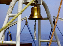 Ship's bell Stock Images