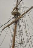 Ship`s Mast Royalty Free Stock Photography