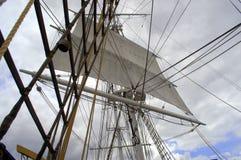 Ship's Mast Stock Image