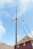 Ship's Mast Royalty Free Stock Photography