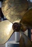 Ship's propeller Stock Photography