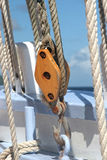 Ship's Rigging Stock Photography