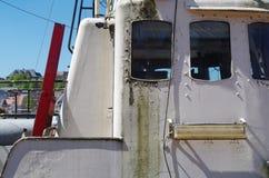 ship& x27; s strona, szczegół Obraz Royalty Free