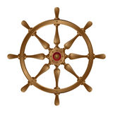 Ship's wheel Stock Photography
