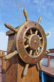 Ship's wheel Royalty Free Stock Image