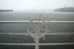 Ship's wheel Stock Photos