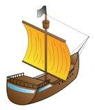 Ship sailing Stock Image