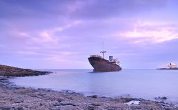 Ship for scrap. Stock Photography