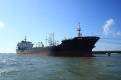 Ship at sea Royalty Free Stock Photos